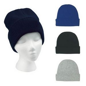 Warm Knitted Beanie Hats